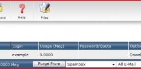 การสร้าง Email Account และการ Set Account ลง Outlook