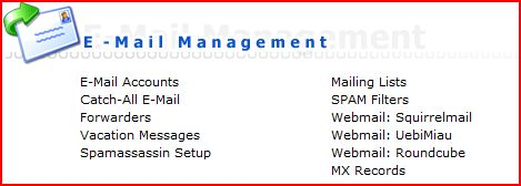 webmail-menu