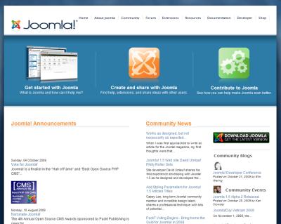 หา Web Hosting ที่รองรับ Joomla CMS